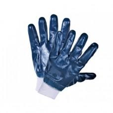 Перчатки нитриловые 2-ой облив манжет резинка (39)