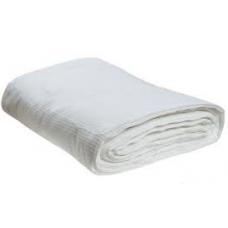 Вафельное полотно отбеленное шир. 0,45 пл.125гр
