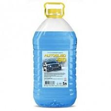 Жидкость для омывания авто-стекол (-20С), 5л